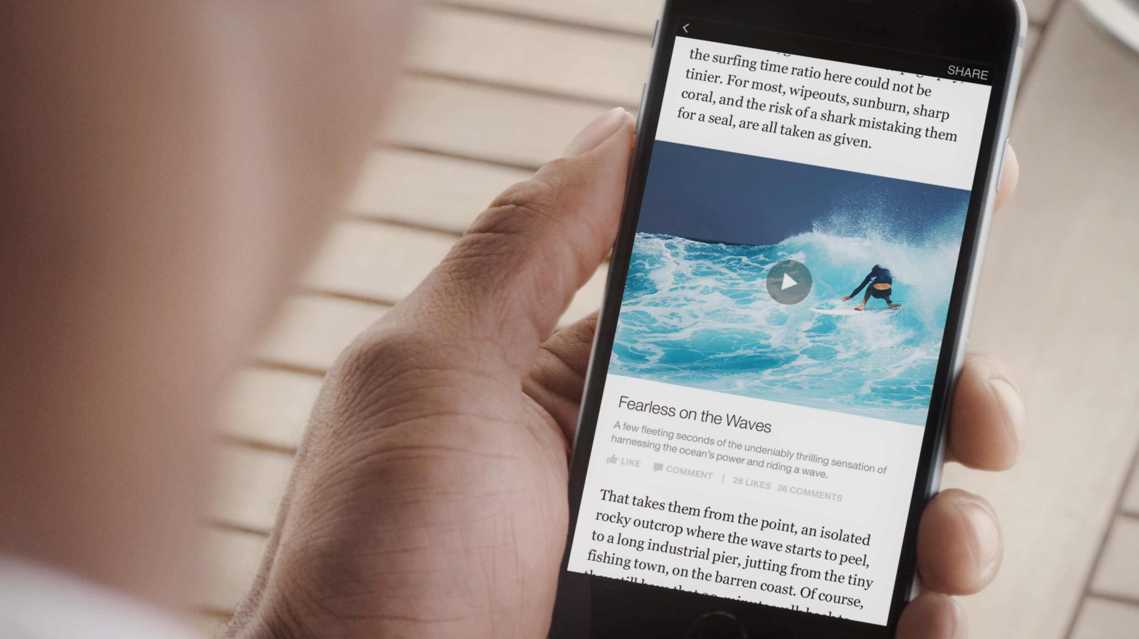 Facebook Instant Articles Video