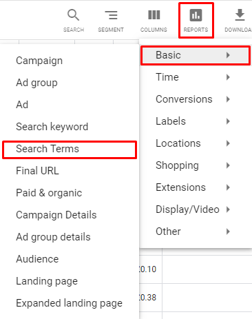 How To Run A Search Query