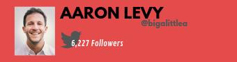 Aaron Levy PPC Twiiter