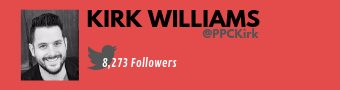 Kirk Williams Twitter PPC Expert