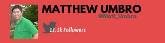 Matthew Umbro
