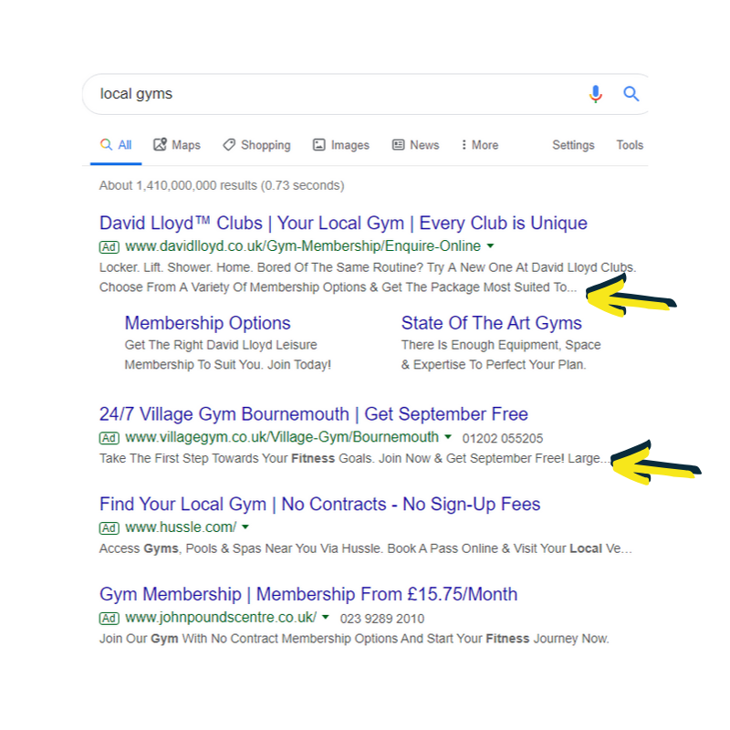 ad truncation in the google serp