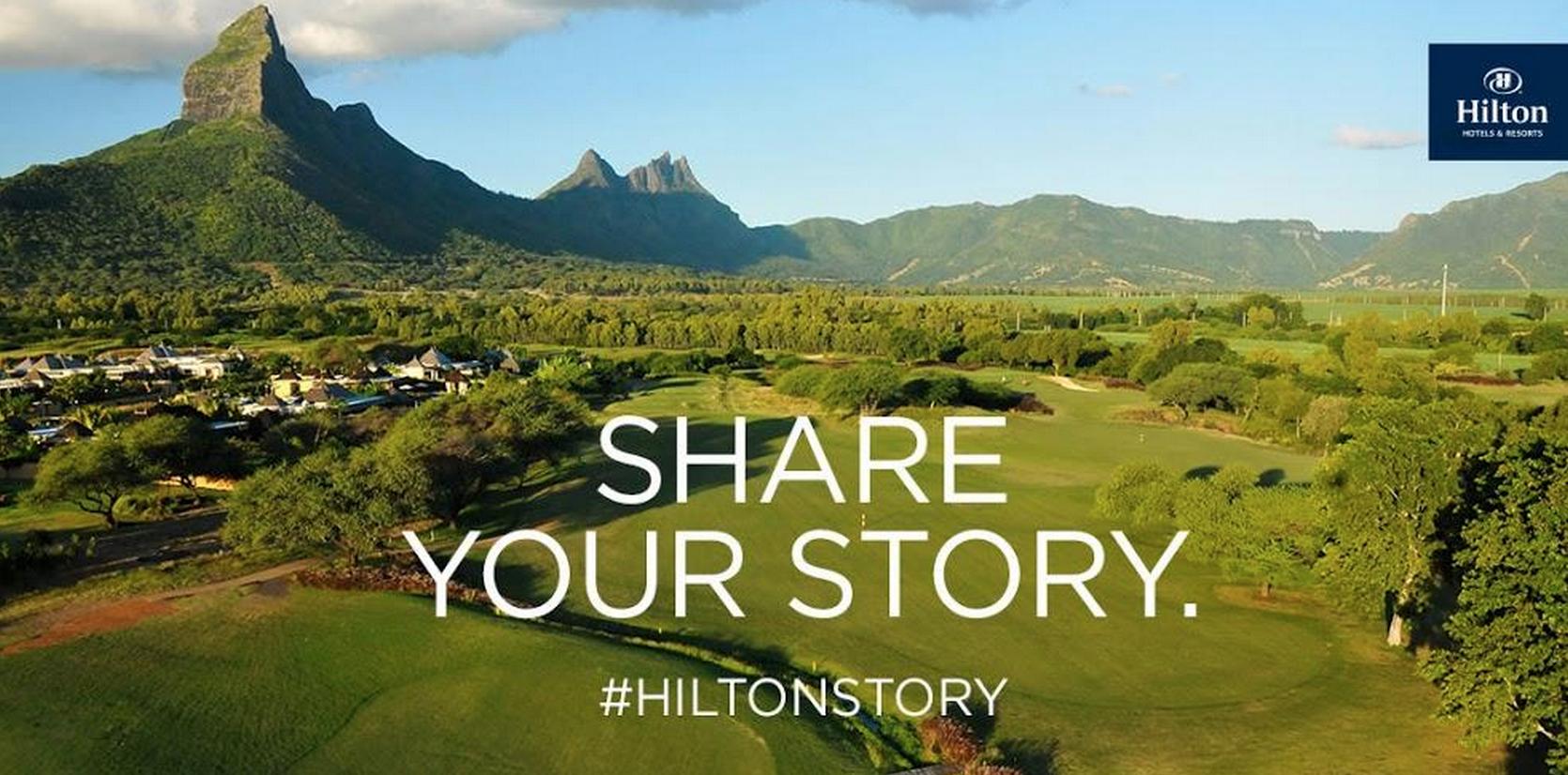 #hiltonstory