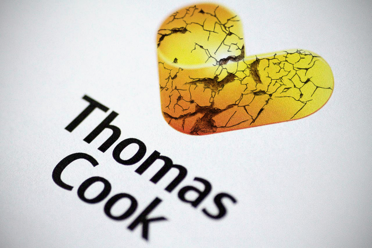 thomas cook collapse broken heart