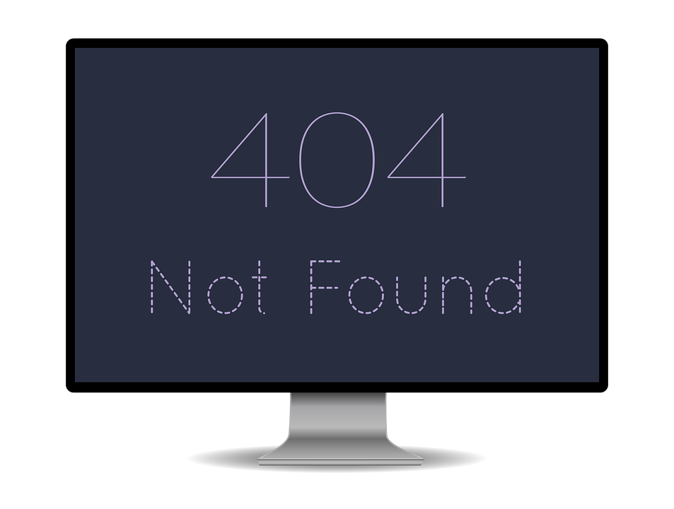 are 404 errors bad for seo